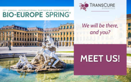 TransCure bioServices at BIO-EUROPE 2019