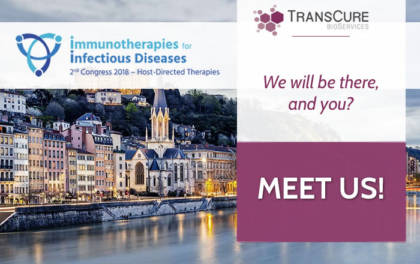 TransCure Bioservice will be at the second edition of I4ID