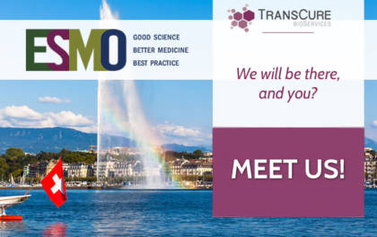 TransCure bioServices at ESMO Immuno-Oncology Congress 2018_Transcure