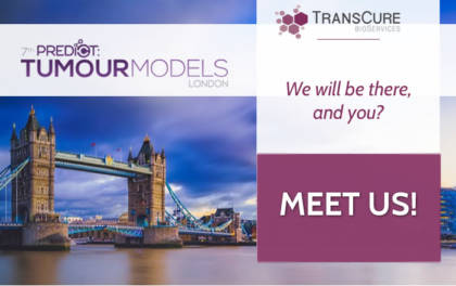 TransCure at TUMOUR MODELS LONDON