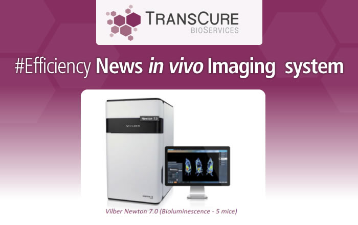 Acquisition of the Newton 7.0 Bioluminescence imaging system