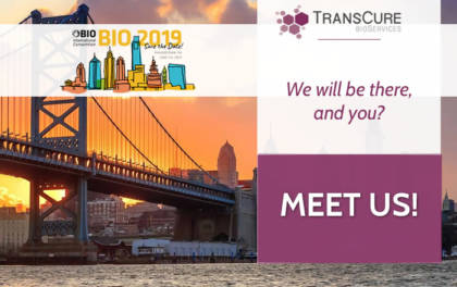 Transcure will be at Bio International Convention 2019