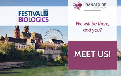 TransCure at FESTIVAL OF BIOLOGICS