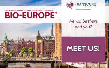 TransCure at BIO-EUROPE 2019