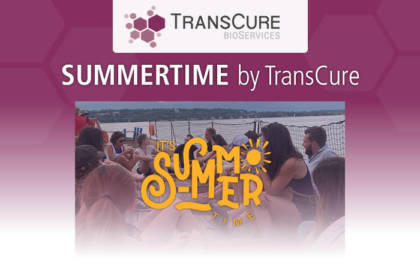 #SUMMERTIME by TransCure bioServices